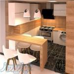 طراحی تخصصی آشپزخانه و بهینه سازی آشپزخانه