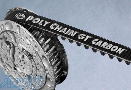 طراحی،ساخت پولی وتامین جدیدترین ودقیق ترین تسمه های تایمینگ شرکت گیتس امریکا Gates GT Carbon