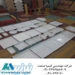 مدلسازی،طراحی و ساخت انواع قالبهای وکیوم و تزریق