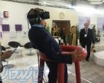 راه اندازی غرفه واقعیت مجازی