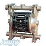 پمپ دیافراگمی بادی اسید و حلال Diaphragm  Pump