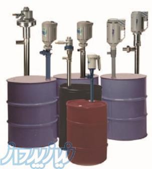 پمپ تخلیه بشکه Barrel Pump، تامین کننده و وارد کننده پمپ بشکه کش