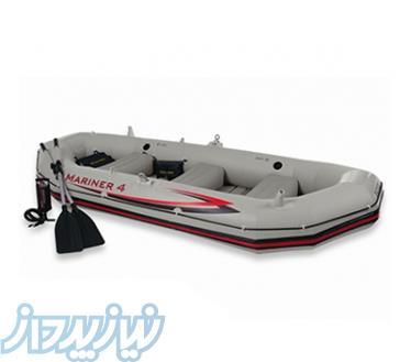 فروش قایق بادی 4 نفره مارینر اینتکس