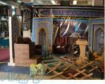 طراحی و ساخت  نمازخانه ،محراب، کتیبه، دکوراسیون سنتی - تبلیغات وبرپایی همایش ونمایشگاه - آسمان طاها
