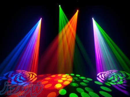 فروش لوازم نورپردازی مجالس پخش سیستم نورپردازی و صوت