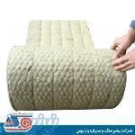 قیمت فروش خرید عایق پشم سنگ لحافی رزین دار(فنوفلت Iso Blanket)