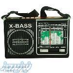 فروش اینترنتی اسپیکر پرتابل رادیویی فلش خور مکسیدر مدل MX-RA832   پرداخت در محل