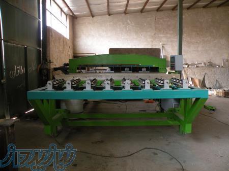 تولید کننده  و فروش دستگاه تیرچه صنعتی تمام اتوماتیک