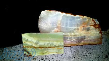 فروش معدن سنگ مرمر سبز