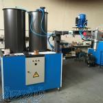 ساخت دستگاه های تزریق فوم و چین کن کاغذ با تضمین خرید