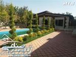 غرب شهریار باغ ویلای لوکس در شهرک ویلایی کد827