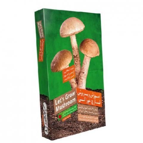 اموزش گام به گام کشت قارچ خوراکی به صورت ویدئویی  - تهران