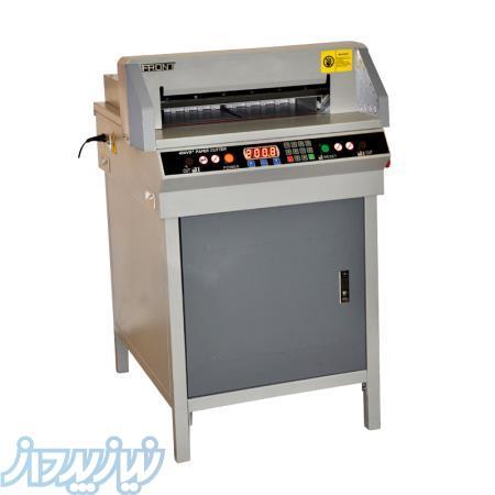 فروش و خدمات پس از فروش ماشین آلات بعد از چاپ