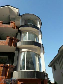 طراحی و اجرای انواع شیشه ساختمان
