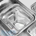 ظروف یکبار مصرف  ۀآلومینیوم