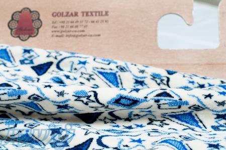 تولید کننده پارچه های طرح دار و ژاکارد نوزادی و پوشاک کودکان