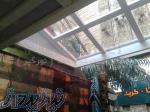 پوشش متحرک و ثابت سقف(نورگیر)