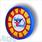 چاپ ساعت تبلیغاتی ( دیواری ، رومیزی ، مچی )