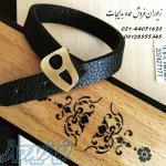 عمده دستبند طرح ه نیمانی در زیوران