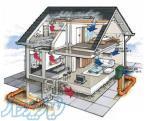 طراحی ، نظارت و اجرای تاسیسات مکانیکی وبرقی ساختمان های مسکونی ،تجاری، صنعتی، بیمارستانی