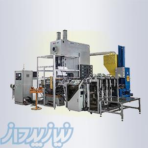 TFT خط تولید ظرف آلومینیومی ، Aluminum Container Machine ، ظرف آلومینیومی تک پرسی و دو پرسی
