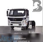 فروش نقد واقساط کامیونتهای الوند