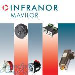 فروش تاکوژنراتور و سرو موتور ماویلور mavilor