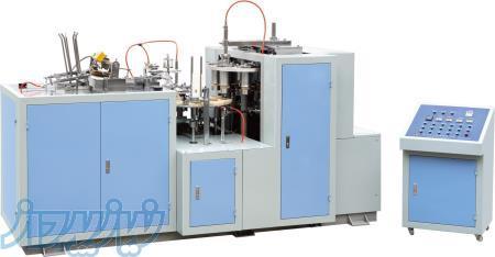 TFT , دستگاه های دست دوم و کارکرده تولید ظروف یک بار مصرف کاغذی , لیوان کاغذی TL 150 A ,TL 110 A