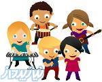 آموزش موسیقی کودک در مشهد - ارف Orff - آموزش موسیقی