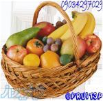سبد پذیرایی میوه مجلس (پارمیس)