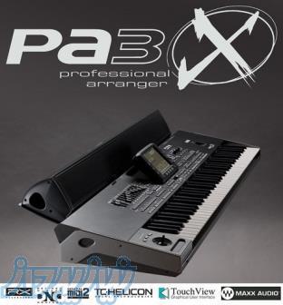 تعمیرات و ارتقاء و تبديل ارگهاي   Pa80   Pa800   Pa1x   Pa500  به Pa3X
