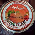تن ماهی شیل اوران