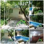 باغ ویلای نقلی استخردار در کردزار شهریار کد1035