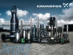 پمپ های گراندفوس GRUNDFOS محصولات کامل گراندفوس