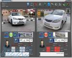 نرم افزار پلاک خوان(کنترل تردد خودرو)