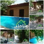 فروش باغ ویلای قابل سکونت در خوشنام کد1058