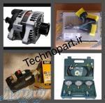 فروش قطعات برقي ماشین های راهسازی و معدنی کوماتسو و کاترپيلار