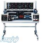 ست آزمایشگاهی ماشین های الکتریکیAC DC