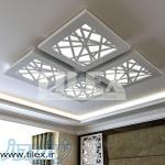 پنل LED سقفی ۶۰ ۶۰