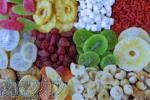 تولید ، خرید و فروش میوه خشک و جیپس میوه
