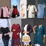 مانتو و لباس ارزان