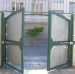 تعمیر و سرویس انواع درب پارکینگی و شیشه ای اتوماتیک