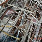 خریدارضایعات آهن در شیراز وانواع آهن آلات