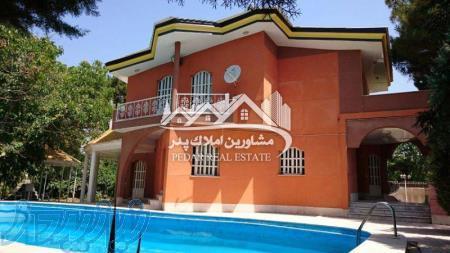 2090 متر باغ ویلا در محمدشهر منطقه زیبادشت