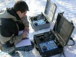 دستگاه ژئوالکتریک و قطبش القایی( IP RS )