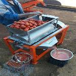دستگاه آب گوجه گیری چند کاره شایان کالا