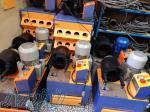 تولیددستگاه پرس شیلنگ هیدرولیک فشارقوی