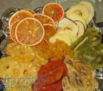 پخش انواع میوه های خشک