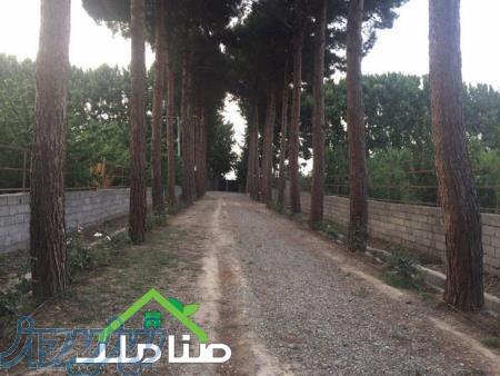 باغ هکتاری ارزان در ملارد کد1122