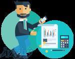 ارائه دهنده خدمات حسابداری مالی ، مالیاتی در مشهد